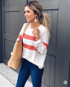 Spring Staples- Jewelry Addition – Living My Best Style Autumn outfits women, autumn outfits vintage, autumn outfits women fall looks Winter Outfits For School, Cute Spring Outfits, Summer Work Outfits, Fall Winter Outfits, School Outfits, Spring Dresses, Winter Style, Dress Winter, Winter Clothes