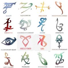 -You can find Shadow hunters and more on our website. Jäger Tattoo, Tatoo Art, Body Art Tattoos, Book Tattoo, Rune Symbols, Magic Symbols, Symbols And Meanings, Mortal Instruments Runes, Shadowhunters The Mortal Instruments
