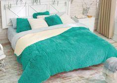 Catálogo de Blancos: Cobertor Everest Turquesa Ind/Mat - ¡Disponible en Kichink!