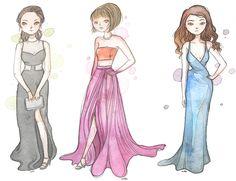 Looks: 58º Grammy Awards Anna Kendrick, Taylor Swift e Selena Gomez
