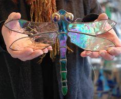 Deborah Martin - Dragonfly - St Ives Arts and Crafts from Cornwall