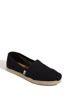 Whenever I see someone wearing Toms in Jeddah I feel like we're automatically friends.