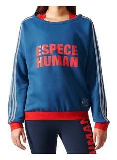 168d69e51 Adidas Womens Human Race Crew at Amazon Women s Clothing store