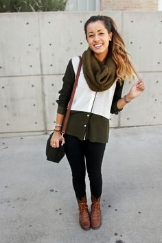 Fall Outfit @Laura Mcfarlane*s