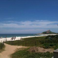 Praia de Itaúna - Saquarema -RJ