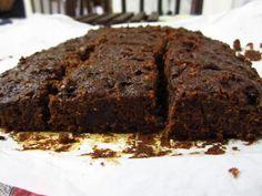 Confeitando com a Maré: Brownie de Tâmaras (sem glúten, açúcar, ovos ou lactose)