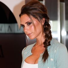 Victoria Beckham Hairstyles - Celebrity Hair Icons