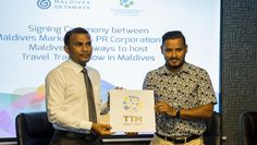 Maldives Marketing & Public Relations Corporation becomes Associate Partner for first Travel Trade Show of Maldives     Malé, Maldives, 20
