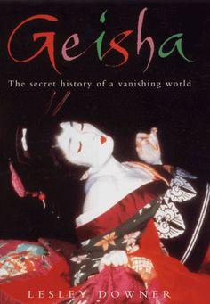 Geisha: The Secret History of a Vanishing World by Lesley... https://www.amazon.com/dp/0747271054/ref=cm_sw_r_pi_dp_x_YwSmybTRYE124