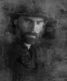 Hell on Wheels: Anson Mount as Cullen Bohannon. Anson Mount, Joe Bonamassa, Hell On Wheels, Great Books To Read, Attractive Men, To My Future Husband, American Actors, Favorite Tv Shows, Beautiful Men