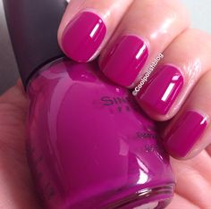 Sinful Colors | Plum Luck – 2 coats