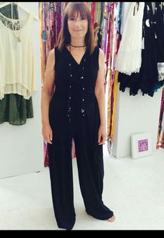 Love that jumpsuit from carries closet