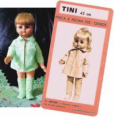 Boneca Tini de 1970