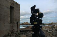 Film Camera, Alderney, Channel Islands