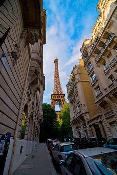 "Eiffel ~ by ~ ""David Kosmos Smith'"