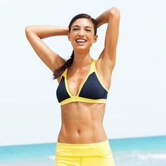 Tighten up in two weeks with this killer belly-cinching session.