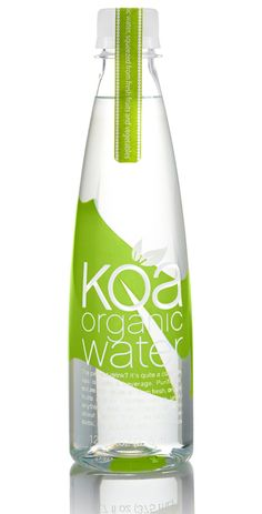 Koa Organic Water, US