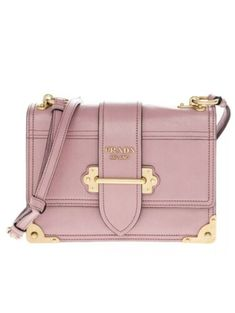 aac7fbc388f Details about Classic Women s Leather Large Shoulder Bag Nylon Waterproof Beach  Tote Handbag. Prada Cahier Women s Glace Small Pink ...