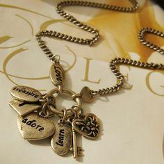 Cheap Retro Style Laconic Pendant Embellish Necklace For Female | Everbuying.com