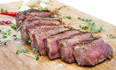 Studies show that when cattle are raised humanely and are grass fed they produce beef that is significantly more nutritious than grain fed beef. Beef Nutrition, Grass Fed Beef, Cattle, Pork, Eat, Gado Gado, Kale Stir Fry, Pork Chops