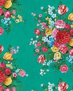 Pip Studio III behang Dutch Painters Green 341046