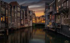 Dutch Venice by Herman van den Berge #xemtvhay