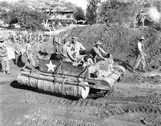 Universal Carrier - date unknown. Burma Campaign, Ww2 Photos, Military Diorama, Armored Vehicles, British Army, World War Two, Troops, Military Vehicles, Wwii