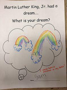 Martin Luther King for Kindergarten