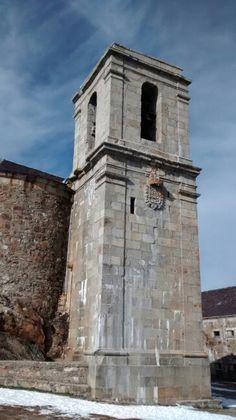 Santuário Peña de Francia/ Espanha