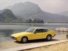 Matra Simca Bagheera Type1-1974
