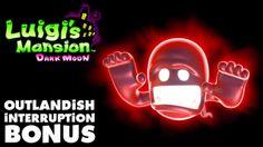 Luigi's Mansion Dark Moon - Old Clockworks - Outlandish Interruption Bon...