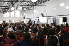 """Posse, en el programa de participación juvenil """"Escuela de Vecinos"""""""