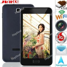 "http://www.tinydeal.com/it/single-sim-phones-c-54_678_683.html 5.0"" Large Screen Capacitive Touch Screen 720P Android 4.0.6 OS 3G Smart Phone"
