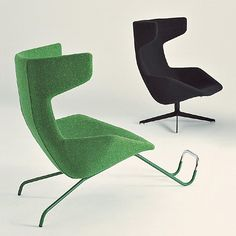 The wonderfully named 'Take a Line for a Walk' by Alfredo Häberli draws on the idea of cocooning and motherly comfort.