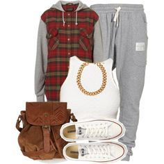 """""""90's Check Hooded Jacket."""" by cheerstostyle on Polyvore"""