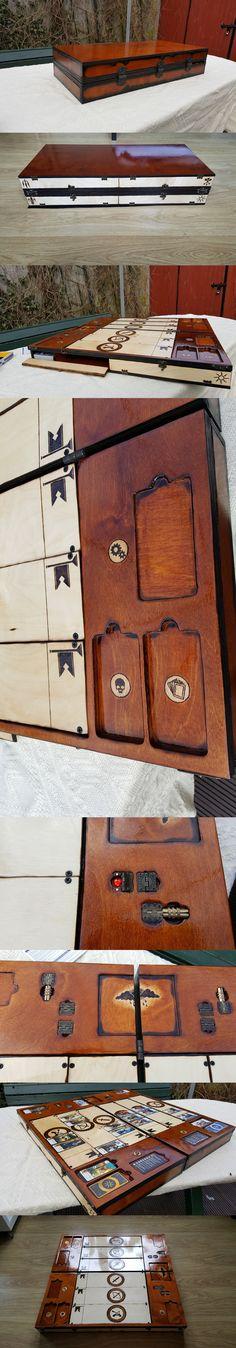 #gwent #gwint #woodwork #handmade #table #boardgame #hobby #witcher #wiedźmin #karcianka