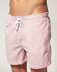 Swim Shorts. I would sport these like no other -G.L.