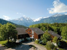 VCH-Hotel CVJM-Zentrum, Hasliberg, Berner Oberland, Schweiz / Switzerland. www.vch.ch/cvjm-zentrum/