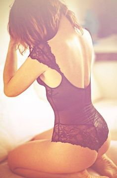 Beautiful!! Don't say NO ...#sexy #lingerie