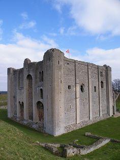 Castle Rising Castle, Norfolk, 1138AD
