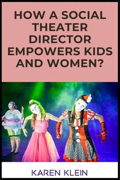 Here is a special interview with a theater social Director and writer and her personal tips how to empower children and women through drama! #empoweringwomen Teenage Gifts, Gifts For Teens, Drama Class, Peaceful Parenting, Emotional Development, Family Values, Happy Women, Work From Home Moms, Emotional Intelligence