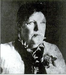 Elizabeth Potts (née Atherton) (Manchester, England, December 21, 1846 – Elko, Nevada, June 20, 1890) was convicted of murder in 1889 and hanged the following year, the only woman ever to be legally executed in the U.S. state of Nevada. Her husband, Josiah Potts, was executed simultaneously, having also been convicted of the murder and partial dismemberment of Miles Faucett.
