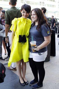 ginnifer goodwin yellow dress