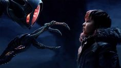 First Trailer For Netflix's LOST IN SPACE drops