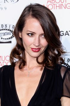 Amy Acker From Angel Alias Person Of Interest Heros Serie Root And