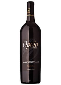 Opolo Zinfandel Mountain