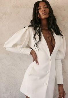 Online cheap wholesale dress   Wholesale7, Saddiqabad Blazer Dress, Jacket Dress, Bodycon Dress With Sleeves, Dresses With Sleeves, Sleeve Dresses, Slim Fit Dresses, Blazer Fashion, Party Dresses For Women, Lady V