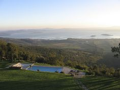 Casa Bramasole Situated on the mountain side,...   Luxury Accommodations