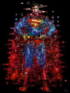 Eric Lapierre, Superman