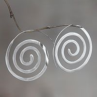 SWIRLS! Yes!!!!!! Expanding Consciousness from @NOVICA, They help #artisans succeed worldwide.